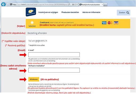 Jak najít vlastníka nizozemské (holandské) firmy? - obr12